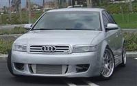 D25231 DEVAL B6 Audi A4 / S4 Front Bumper