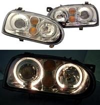 HXVWG3HLD-AC Helix Mk3 Hx Golf Proj (Mk4-look) Headlight,