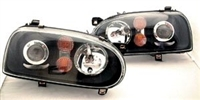 HVWG3HLD-B Helix Mk3 Hx Golf Proj (Mk4-look) Headlight,