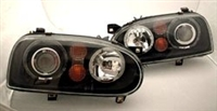 HVWG3HLD-AB Helix Mk3 Hx Golf Proj (Mk4-look) Headlight,