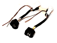 HWRV3H-TX MK3 Ecode headlight wire kit. Dual Bulb 9006/9005