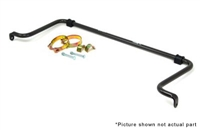 71312-2 H-R Rear Sway Bar 25mm Adjustable, Mk1 Audi TT