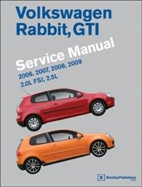 VR09 Bentley, mk5 Rabbit/GTi (2006-2009) Paper