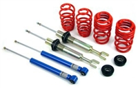 29310-1 H-R Coilover Kit, B6/B7 Audi A4/S4 Carbio