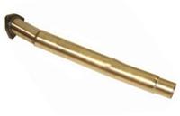 253.169_nocat Techtonics Race Pipe for Mk4 2.0L w/dual downpipe