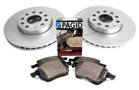 8N0615601B_D104P OEM Rear Brake Kit, VW Mk4 Golf R32