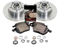 357615601B_D104P OEM Rear Brake Kit, VW Mk3 Golf/Jetta VR6