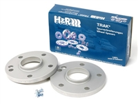 2075725 H-R Wheel Spacers DR 5x120 BMW, 10mm