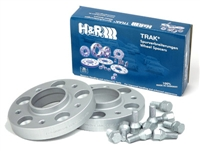 6075725 H-R Wheel Spacers DRA 5x120 BMW, 30mm