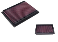 33-2070 K-N Performance Drop In Air Filter, BMW 6-cyl