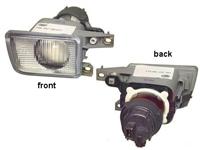 1HM941699A Fog Light Assembly - Left, Mk3