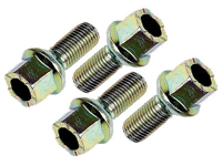 Lug Bolts, 4-lug (12x1.5 - 24mm)