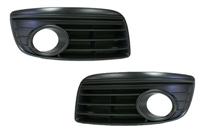 1K0853666R9B9/5AD9B9 Mk5 Euro Golf GT Bumper Grill Set w/fog holes