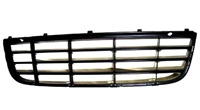 1K0853677C9B9 Jetta Bumper Grille w/o Smiley - Center, Mk5