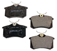 Rear, Pagid OEM Brake Pads