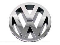 1T0853601AFDY VW Emblem Front Grill, Mk5 GTI/GLI/Rabbit