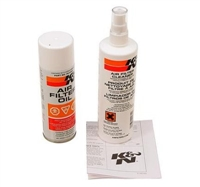 99-5050 K-N Air Filter Cleaning/Re-Oiling Kit