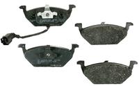 D191P Front, Pagid OEM Brake Pads, Mk4 2.0L/TDi