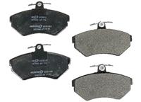 D371MTX Front, Mintex Redbox Brake Pads, Mk2 2.0L 16v