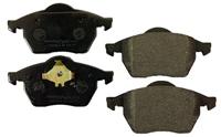 D807MTX Front, Mintex Redbox Brake Pads, Mk3 VR6 (96-99)