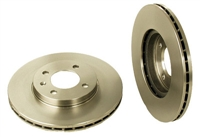 1HM615301E_qty2 Front Plain Rotors, Mk3 4-cyl