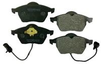Front, Mintex Redbox Brake Pads - 97-05 Passat/A4