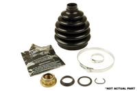 1K0498203A CV Boot Kit (Outer), 2.0T, 2.5L, TDi, 3.2L