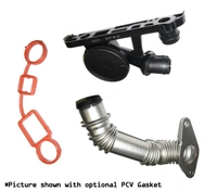 PCV_kit_EarlyA4 -Early A4  2.0T FSi UroTuning/OEM Breather Update
