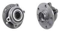 5K0498621 Wheel Hub and Bearing (Front), Mk5/Mk6 - KMM/NSK Brand