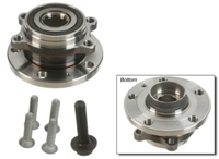 5K0498621_RUVILLE Wheel Hub and Bearing (Front), Mk5/Mk6 - Ruville Brand