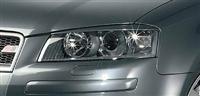 44076 Kamei - Headlamp lids, Audi A3 2006-2008