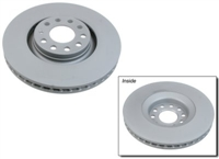 8E0615301AD_qty2 Front Brake Rotors, B7 A4, B5 S4