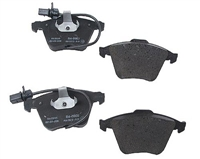 8E0698151C_Pagid Front Brake Pads (Pagid), B7 Audi A4/S4, B6 S4