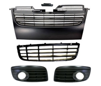 GR-VWJ5-B-KIT UroTuning Mk5 GTi/Jetta Badgeless Grill Kit