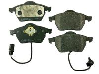 D600P Front, Pagid Brake Pads - 97-05 Passat/A4