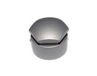8D0601173DZ37 17mm Head (Grey) Wheel LOCK Bolt Caps - Priced
