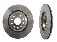1K0615301M_qty2 Front Rotors (345x30mm), B6 Passat 4-Motion