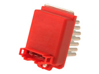 1J0907521 A/C Blower Motor Resistor (w/Electronic A/C), Mk4