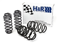 29989-1 H-R Sport Springs, B5 Audi A4 1.8T FWD