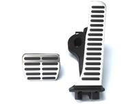 1K1064205_B6 B6 Passat Sport Pedal Caps - Automatic