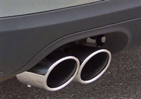 3C0071910U Exhaust Tips - Fits CC 2.0T, 3.6 and 3.6 4-Motion