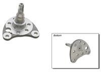 333501118_GENUINE Rear Stub Axle (Right Psgr Side), VW pre-99 w/Disc Brakes, VW GENUINE