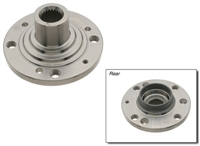 357407615MY Wheel Hub Front, 87-99 4-Lug w/o ABS