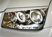 EY-VWJ4 Headlight Eyelids, Mk4 Jetta