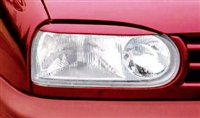 EG-GE-VWG3 Headlight Eyelids, Mk3 Golf/GTi