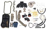 KNVR6OBD2-KIT Kinetic Motorsport Stage 1 Mk2/Mk3 VR6 Turbo Kit