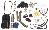 KNVR6STG3KIT Kinetic Motorsport Stage 4 Mk3 VR6 Turbo Kit