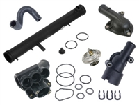 ULT-Thermo-Kit-Mk3-VR6 - Ultimate Thermostat Housing Kit, Mk3 VR6