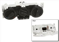 1J0820045G A/C and Heater Control Assembly, Standard A/C