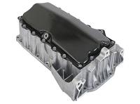 06A103601T Oil Pan Hybrid Steel/Aluminum, Mk4 2.0L 8v / 1.9L TDi